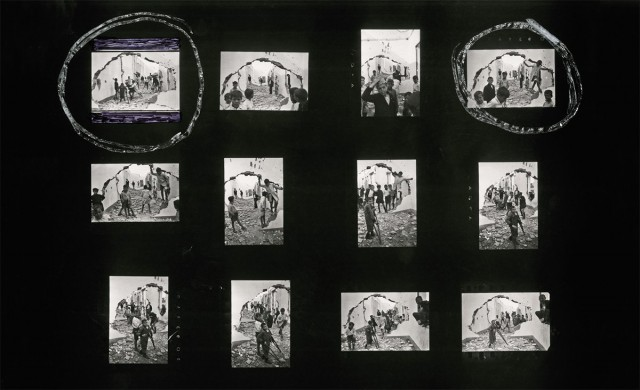 Magnum Contact Sheets Henri Cartier Bresson