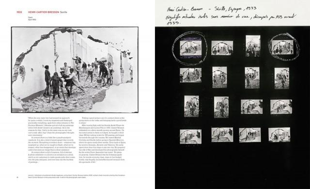 Magnum Contact Sheets Henri Cartier Bresson