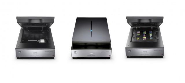 Epson V800 V850 Film Scanners