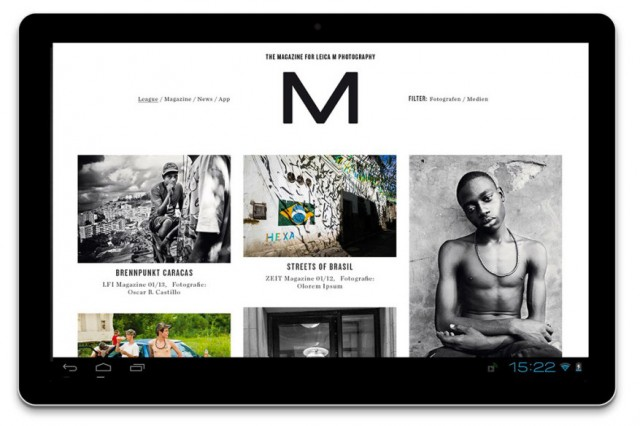 M Magazine Features Work Of Leica M Photographers