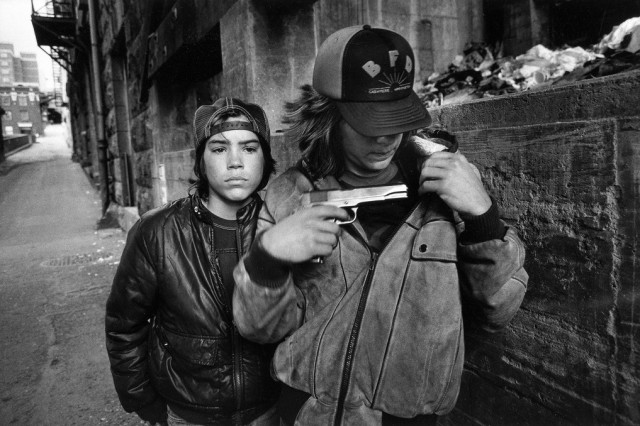 Mary Ellen Mark Street Photography Workshop In NYC