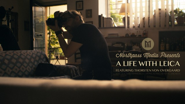 Thorsten Overgaard A Life With Leica