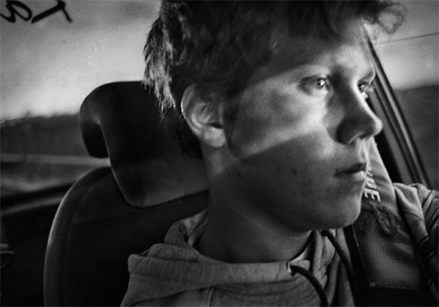 Tractor Boys By Marting Bogren