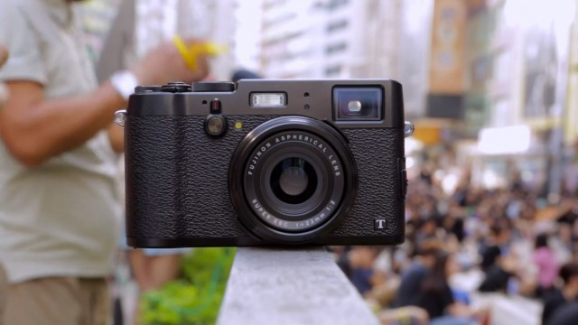 Fuji X100T Review By DigitalRev