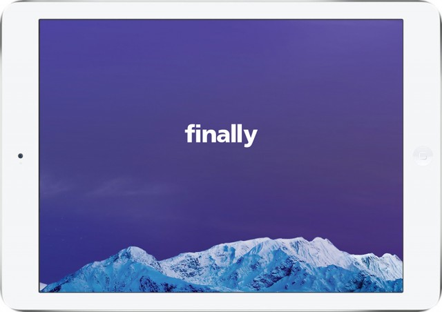 Flickr iPad App