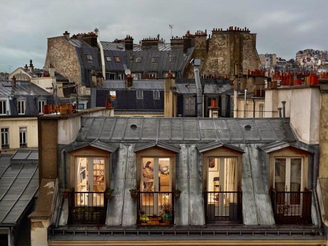 Gail Albert Halaban Paris Stories