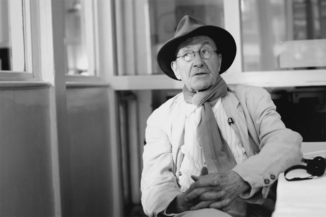 Magnum Photographer René Burri