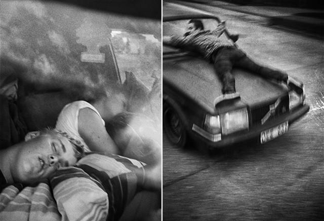 Tractor Boys By Martin Bogren
