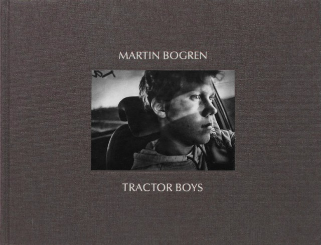 Tractor Boys By Martin Bogren Cover