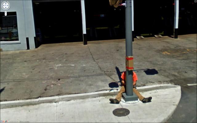 Google Street View Jon Rafman