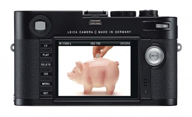 Leica M 240 Instant Rebate