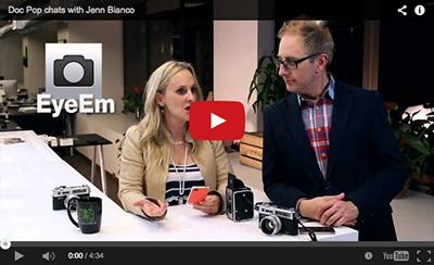 Doc Pop Talks To Jenn Bianco