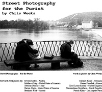 street photography for the purist by chris weeks