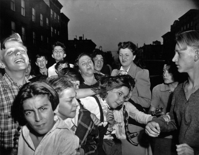 Weegee What It Means To Be A News Photographer