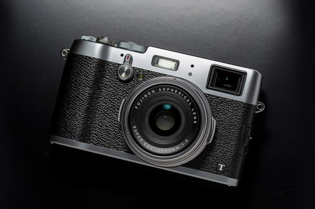 Fuji X100T For Street Photography