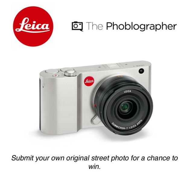 Phoblographer Street Photography Contest
