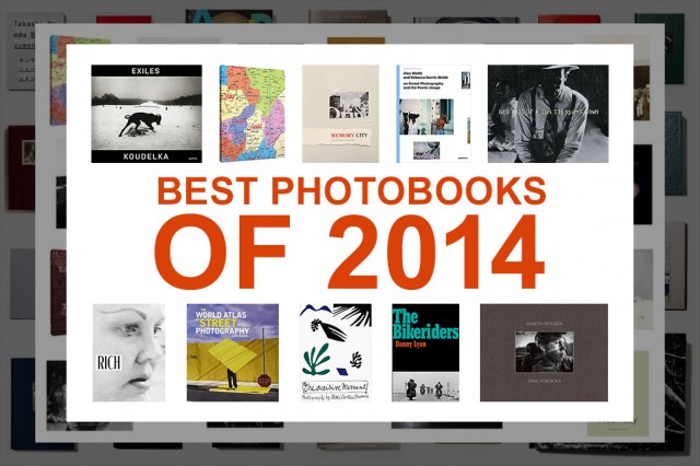 StreetShootr's List Of Lists Of Best Photobooks 2014