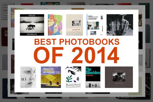 StreetShootr's List Of Lists Of Best Photobooks 2014