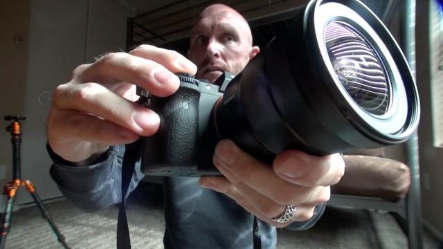 Sony A7 II Shutter Sound