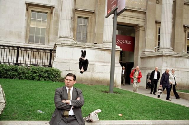 Trafalger Square, Matt Stuar