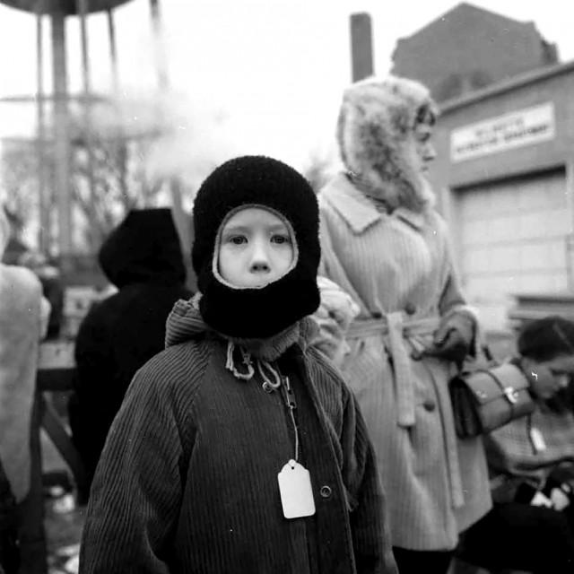 Vivian Maier Street Photography Negatives