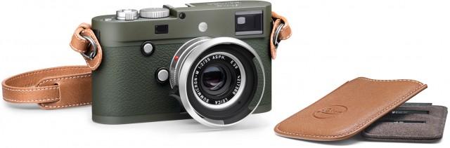 Leica M-P Safari Edition Set