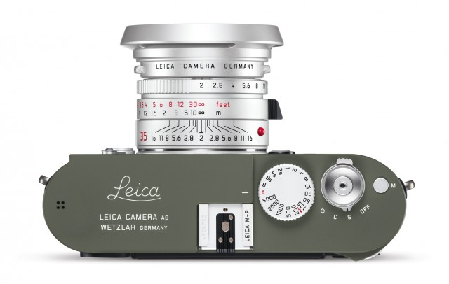 Leica M-P Typ 240 Safari Edition