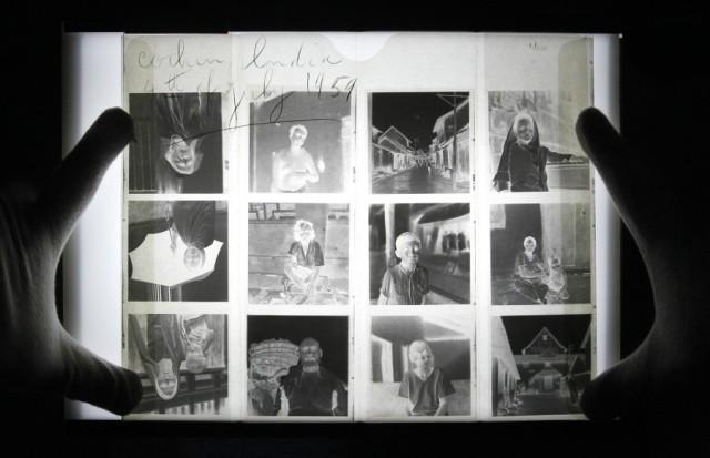 Vivian Maier Negatives