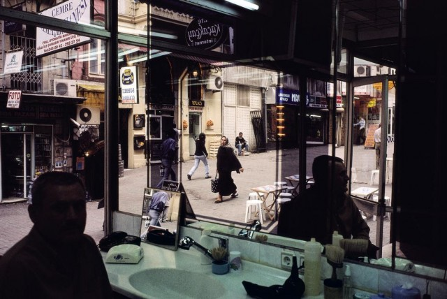 Alex Webb Barber Shop