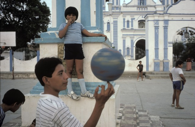 Alex Webb Mexico