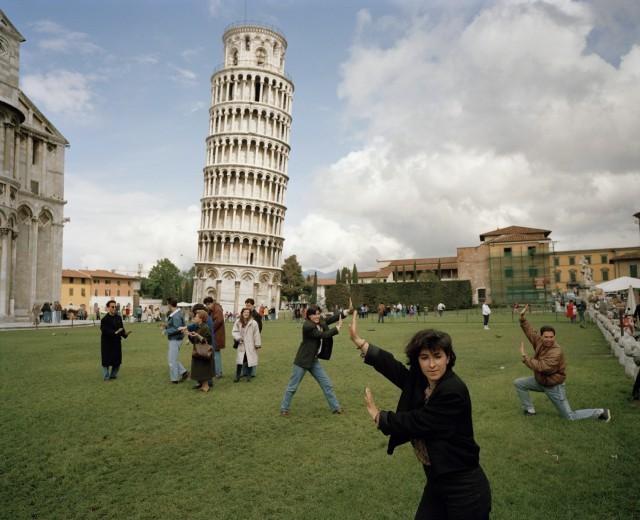 Martin Parr Tourists