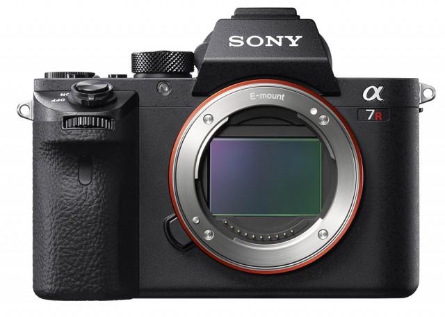 Sony A7RII A7R2