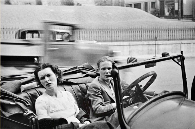 Garry Winogrand Influed By Walked Evans