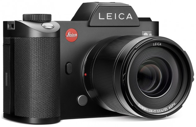 Leica SL Is Fugliest Mirrorless Camera In The World