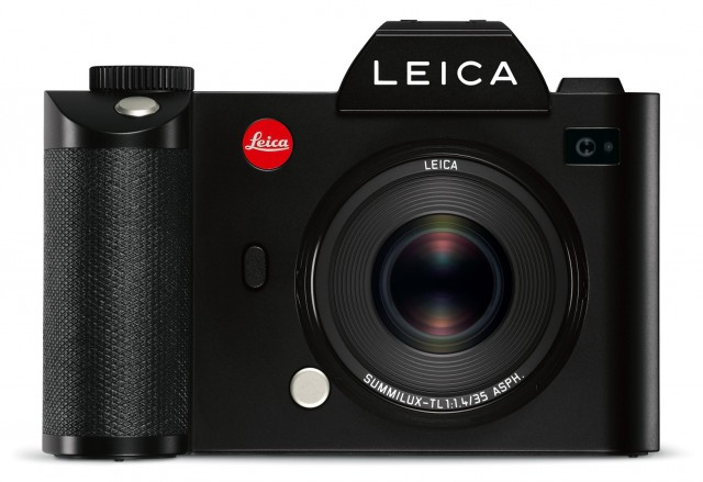 Leica SL Is World's Fugliest Mirrorless Camera