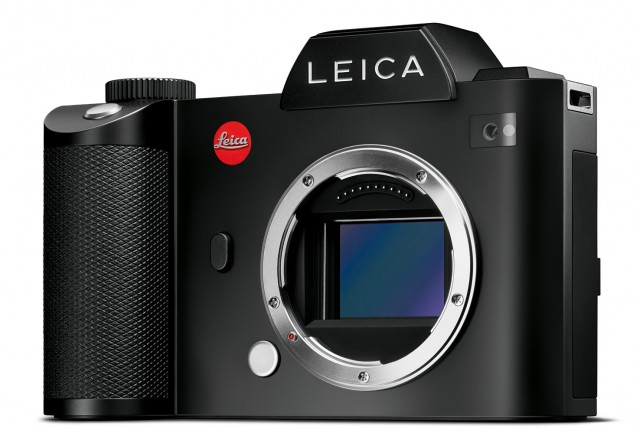 Leica SL Is The World's Fugliest Mirrorless Camera