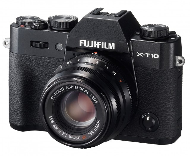 Fuji XF 35mm f2 WR Compact Prime Lens