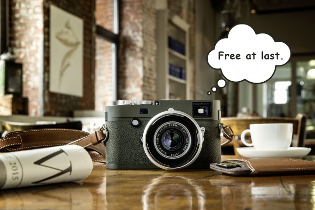 Win A Leica M-P Safari Set From Foto Promos
