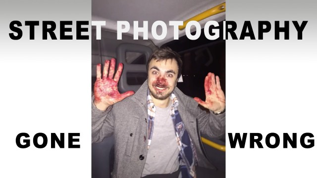 Street Photographer Gets Beat Up, Learns His Lesson