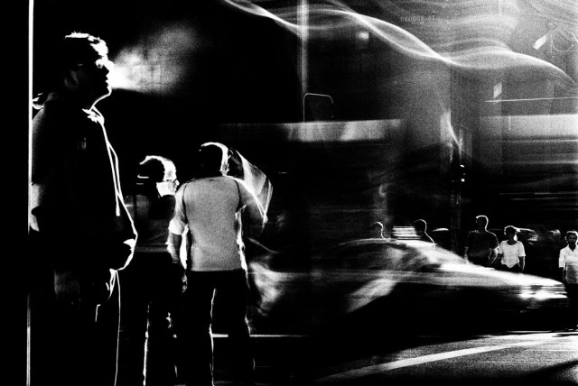 Trent Parke On Making Minutes To Midnight