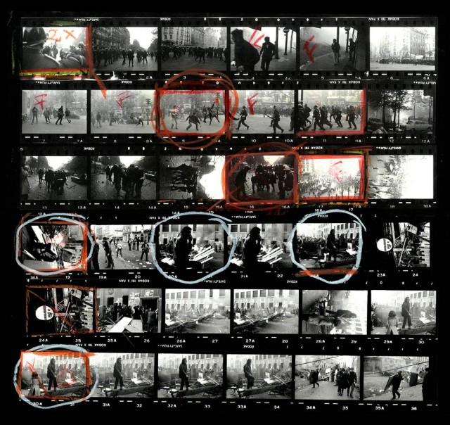 Magnum Contact Sheets Sale