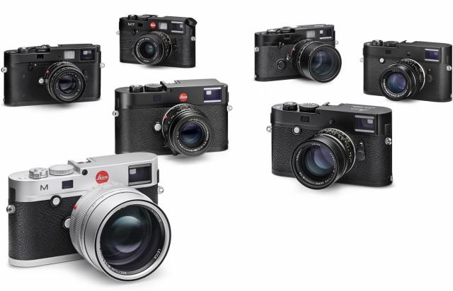 Leica Camera M Family