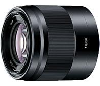 Sony 50mm f1.8 Autofocus Lens