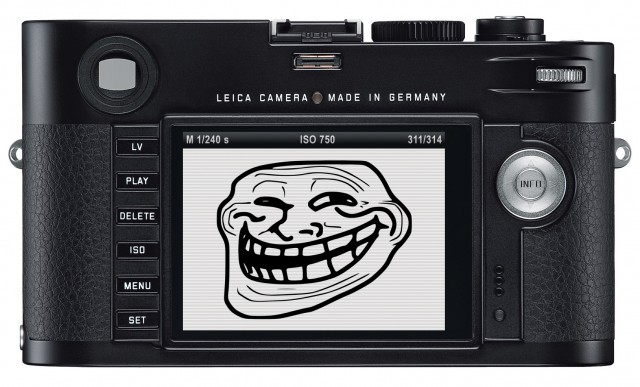 The Problem With Leica Camera