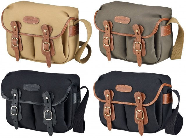 Billingham Hadley Small Review - Colors