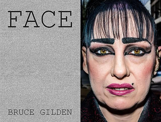 Face, Bruce Gilden