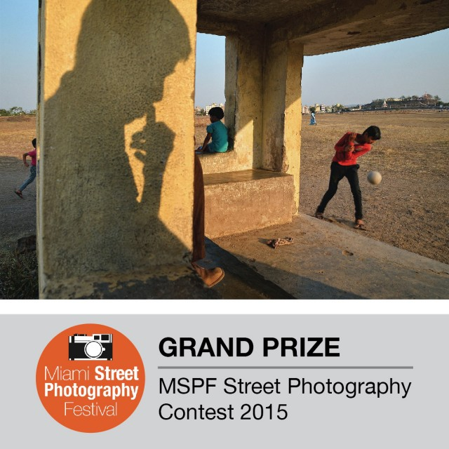 2015 Miami Street Photography Festival Grand Prize Winner