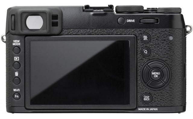 Fuji X100T Street Photography Review - Button Layout