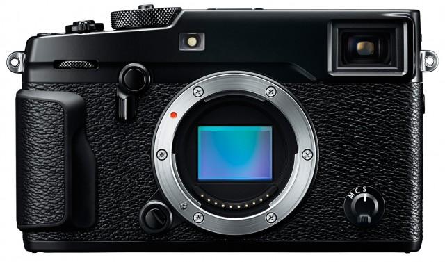 Fuji X Pro2 Announced