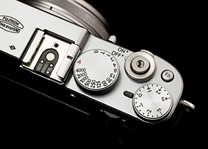 Fuji X100T Exposure Compensation
